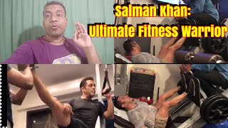 Salman Khan: The Ultimate Fitness Warrior From Last 30 Years