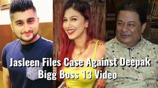 Anup Jalota Reacts On Jasleen Matharu Case Files On Bigg Boss 13 Video By Deepak Thakur