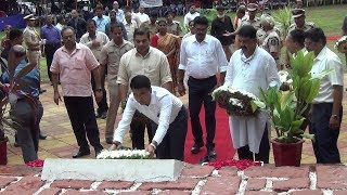 Goa Revolution Day: CM pays tribute to freedom fighters