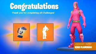 14 DAYS OF SUMMER FORTNITE CHALLENGES (FREE REWARDS)