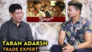 SUPER 30 Box Office | Expectations | Hrithik Roshan | Trade Expert Taran Adarsh Interview