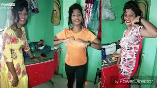 Anju kumari 2019 ka dance Bhojpuri song vigo video dance comedy