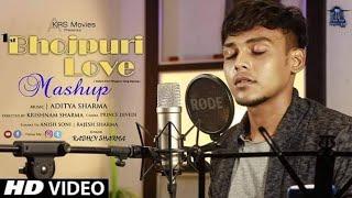 Hd सनेहिया लगावल बहुत बात नइखे Sanehiya Lagawal Bahut Ba - Bhojpuri Love Mashup Song - Radhey Sharma