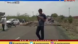 Rajkot: જામકંડોરણાથી જામનગરનો પુલ ધરાશાયી - Mantavya News