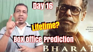 Bharat Box Office Prediction Day 16