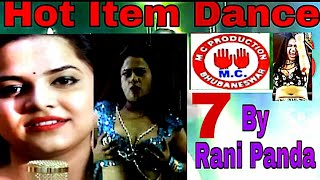 ASIMA PANDA'S LATEST SONG - ITEM DANCE  BY RANI PANDA.