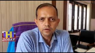 20 JUNE N 9 Rakesh Chopra's head hanging on the head of Ghumarawin city council president