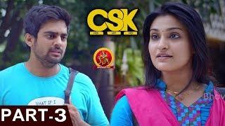 CSK Part 3- Latest Telugu Full Movies - Sharran Kumar, Jai Quehaeni
