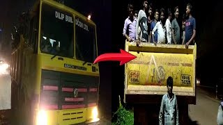 Recipe For Disaster: Watch How Labourers Are Illegally Transported In Dumper Trucks