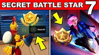 FORTNITE WEEK 7 SECRET BATTLE STAR LOADING SCREEN - FIND THE SECRET BATTLE STAR IN LOADING SCREEN #7