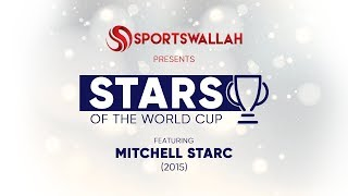 Stars of the World Cup ft. Mitchell Starc