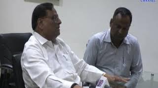 Rajkot | Visit of BJP leader Jethabhai Panera Abtak Media | ABTAK MEDIA