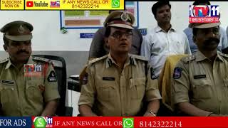 KIDNAP GANG 8 PERSONS ARRESTED BY SR NAGAR POLICE