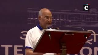 International Yoga Day not an event but integral part of life: President Kovind