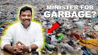 Michael Lobo Ready To Become Minister For Garbage!