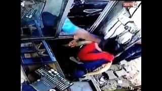 Gurugram टोल प्लाजा पर महिलाकर्मी को जड़ा थप्पड़