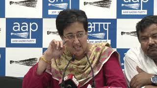 Senior AAP Leader Atishi to Responded to Dr E Sreedharan's Letter on Free Metro Ride for Women