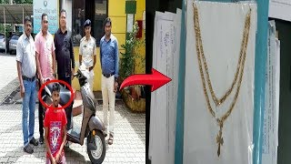 Another Chain Snatcher Caught With The Help Of CCTV Camera