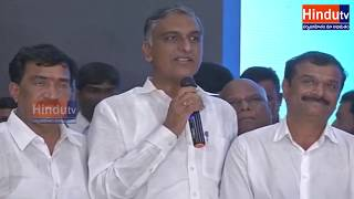 TRS LEADER HARISH RAO Addressing Media AFTER WINNING