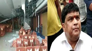 Ratan Maahal AC Convention Hall Mein Ceiling Girne Se Log Hue Zakmi | @ SACH NEWS |