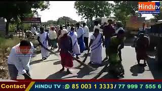 అక్కన్నపేట మండల కేంద్రంలో స్వచ్ఛభారత్