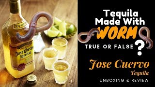 Tequila Unboxing & Review in Hindi | Jose Cuervo Reposado Tequila Review | Cocktails India | Tequila