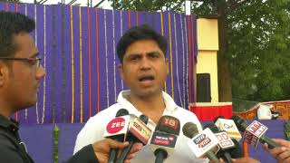 Rajkot   commissioner banchhanidhi pani   ABTAK MEDIA