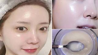 Rs. 2 के चावल से complete Skin Care | Skin Whitening with Rice | JSuper kaur