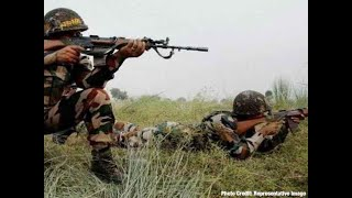 Fierce gunbattle breaks out between terrorists and security forces in Uri, 1 terrorist killed