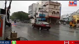 SUDDEN HEAVY RAIN IN HYDERABAD CITY  TODAY RAIN UPDATES