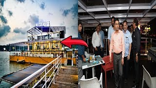 """CM Should Come Clean On """"Illegal"""" Floating Restaurant Inaugurated By Him"""