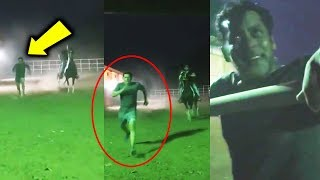 Salman Khan Races With Horse, What Happens Next Will Shock You