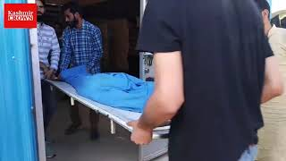 10 year old girl Allegedly murdered in Sopore Family demands justice