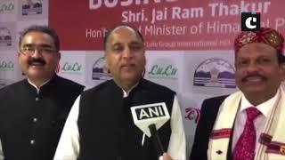 CM Jairam Thakur on 4-day visit to UAE to attract investors