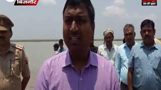 डीएम सुजीत कुमार ने किया बाढ़ प्रभावित गांवो का दौरा