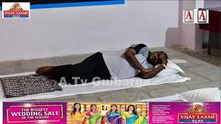 Dehat Mein Qayam Ke Dauran Chief Minister H.D Kumaraswamy Ki Saadgi A.Tv News 22-6-2019