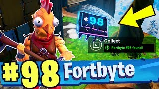 FORTBYTE 98 - Found Within A Viking Longhouse (Fortnite Battle Royale)