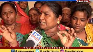 Rajkotમાં પાણી મુદ્દે મહિલાઓનો માટલા ફોડી વિરોધ - Mantavya News
