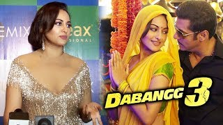 Sonakshi Sinha Reaction On Dabangg 3 | Salman Khan | Malaika Arora Munni Not In Dabangg 3