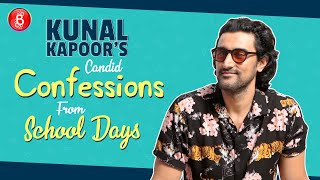 Kunal Kapoor's Candid Confessions From School Days