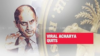 Viral Acharya quits RBI: All you need to know | Economic Times