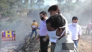 24 JUNE N 8  How to eliminate old dump litter in Dharmashala dumping site