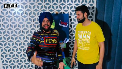 India at ICC Cricket World Cup 2019 : ft. Kanwapreet & Ojaswwee | The Fern Residency Chandigarh | RFE TV