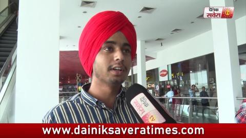 Mindo Taseeldarni ਫਿਲਮ ਨੂੰ ਦੇਖ ਕ ਹੋਣਗੇ ਪੈਸੇ ਖਰਾਬ | Public Reaction | Dainik Savera