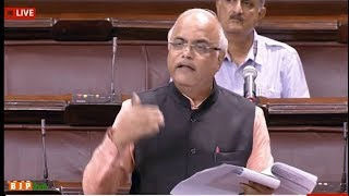 Shri Vinay Sahasrabuddhe's speech on Motion of Thanks on the President's Address in Rajya Sabha