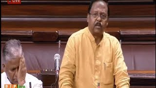 Shri Ramvichar Netam's speech on Motion of Thanks on the President's Address in Rajya Sabha