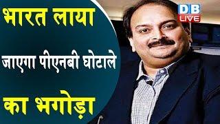 भारत लाया जाएगा PNB घोटाले का भगोड़ा | Mehul Choksi को भारत लाने का रास्ता साफ |