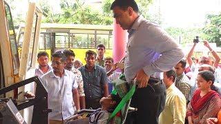 CM Felicitates Meritorious SSC/HSSC Students Of Sanjay School