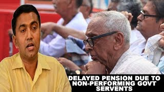 Pension Payout Delayed? Its Due To Non-Performing Govt Employees Says CM
