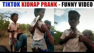 எவ்ளோ காசு வேணாலும் தரேன் அண்ணா | Boy Kidnap Prank